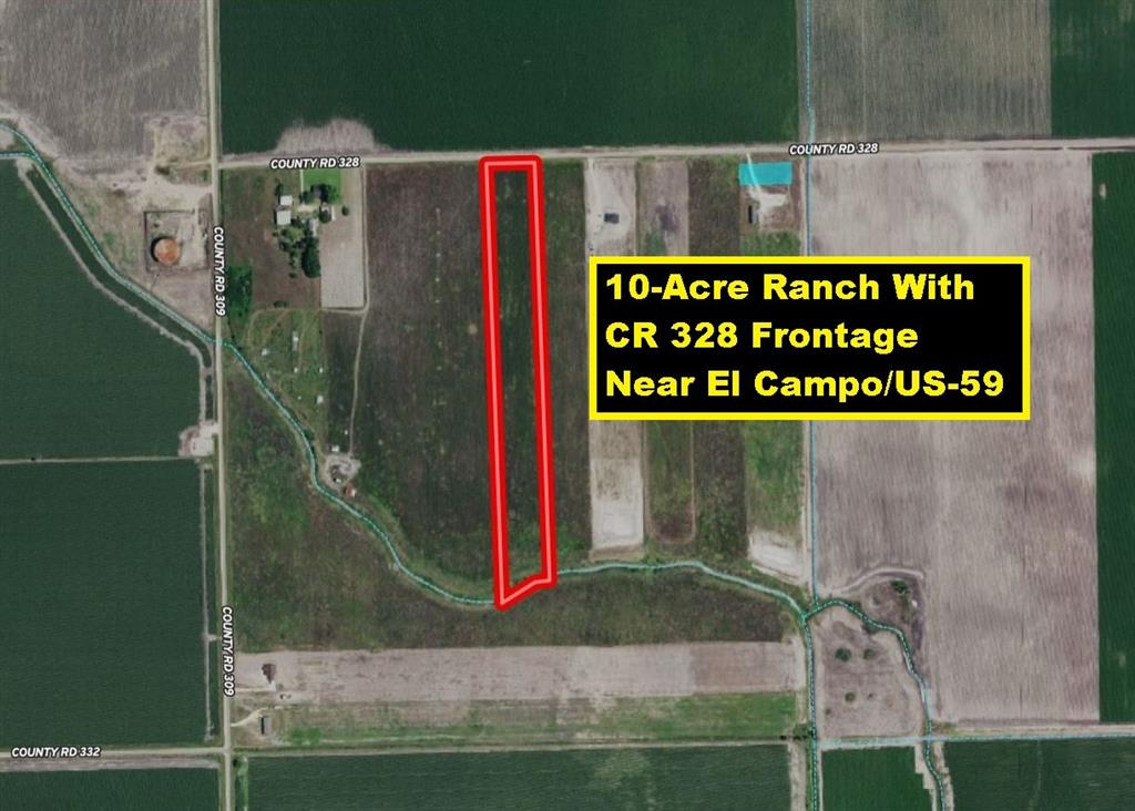 TR 5J County Rd 328, Louise, TX 77455