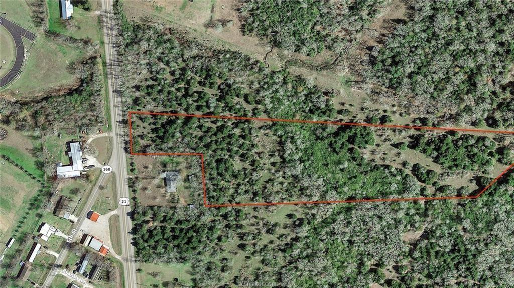 Endless possibilities with this 8.5 acre tract in Madison County off of HWY 21! Mostly wooded, and on city utilities allows the next buyer to have endless possibilities. You can't beat the location right off of HWY 21- minutes from small town conveniences, 30 minutes to BCS area, and apx. 1.5 to Houston. Come take a look today!