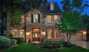 30 Heather Bank Place, The Woodlands, TX 77382