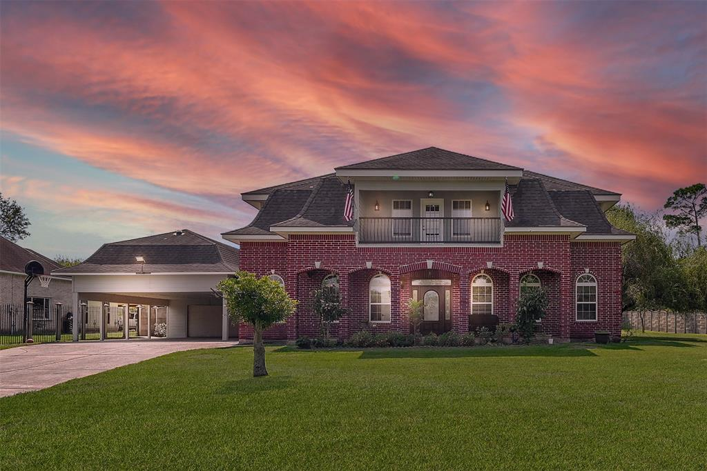 22919 Banquo Drive, Spring, TX 77373