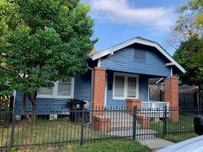 813 Henderson Street, Houston, TX 77007