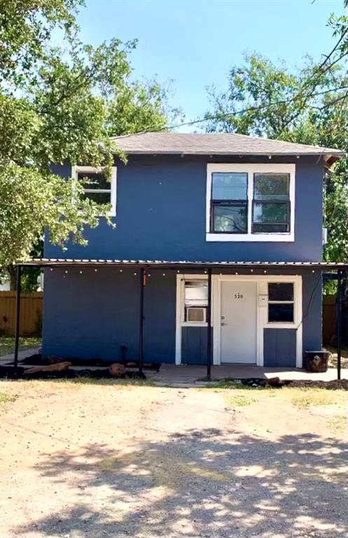 520 N Pope Street, San Angelo, TX 76903