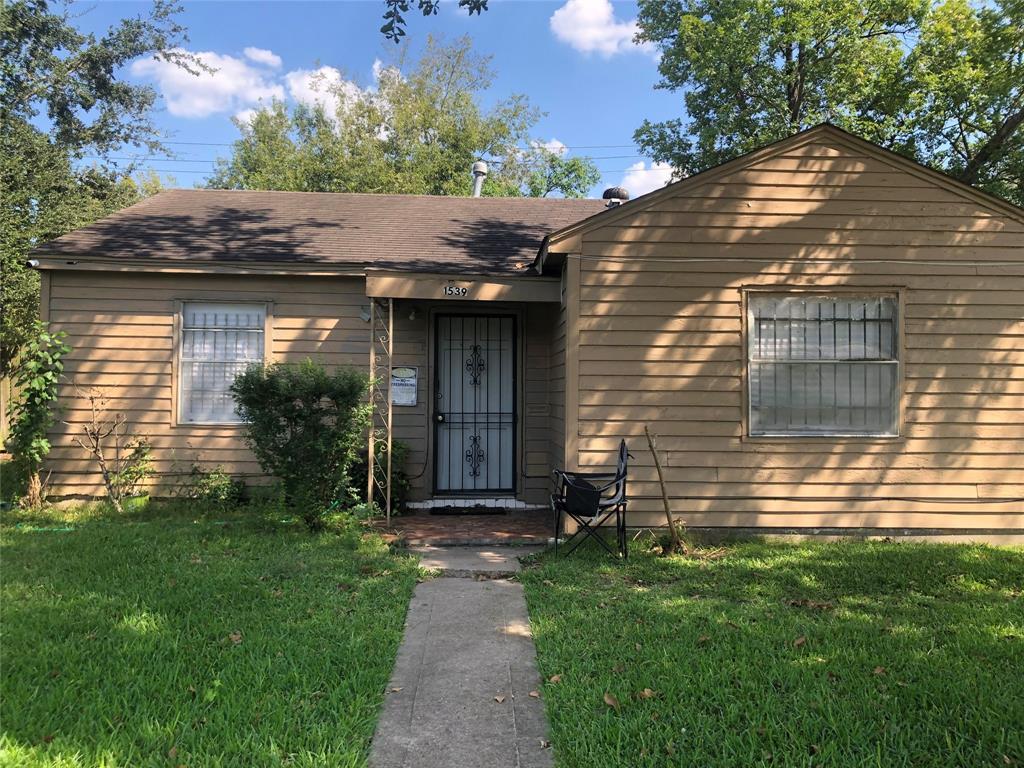 1539 Pleasantville Drive, Houston, TX 77029