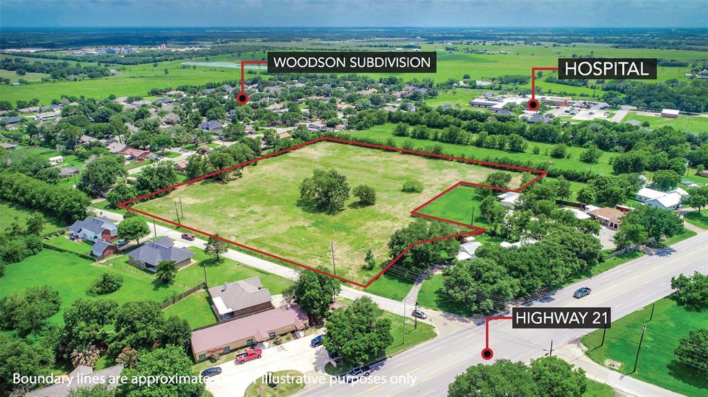 TBD (5.646 acres) Hull Street, Caldwell, TX 77836