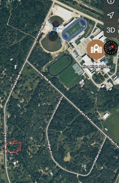 00 Forest Oaks, Altair, TX 77412