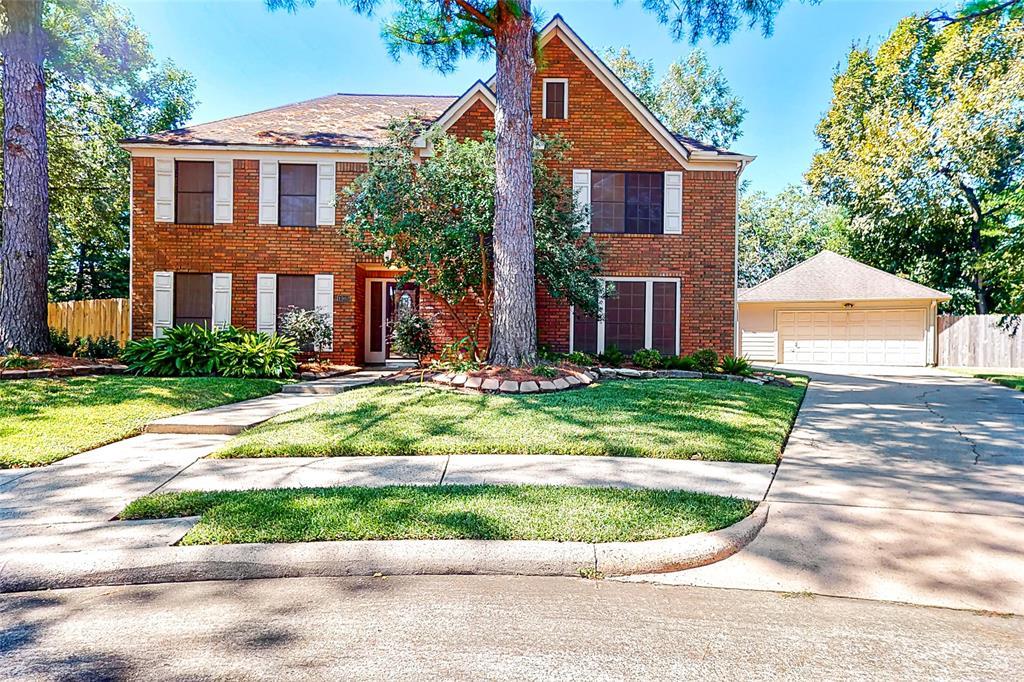 1902 Park Lodge Court, Houston, TX 77062