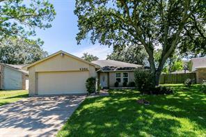 4306 Apache Meadow Drive, Katy, TX 77449