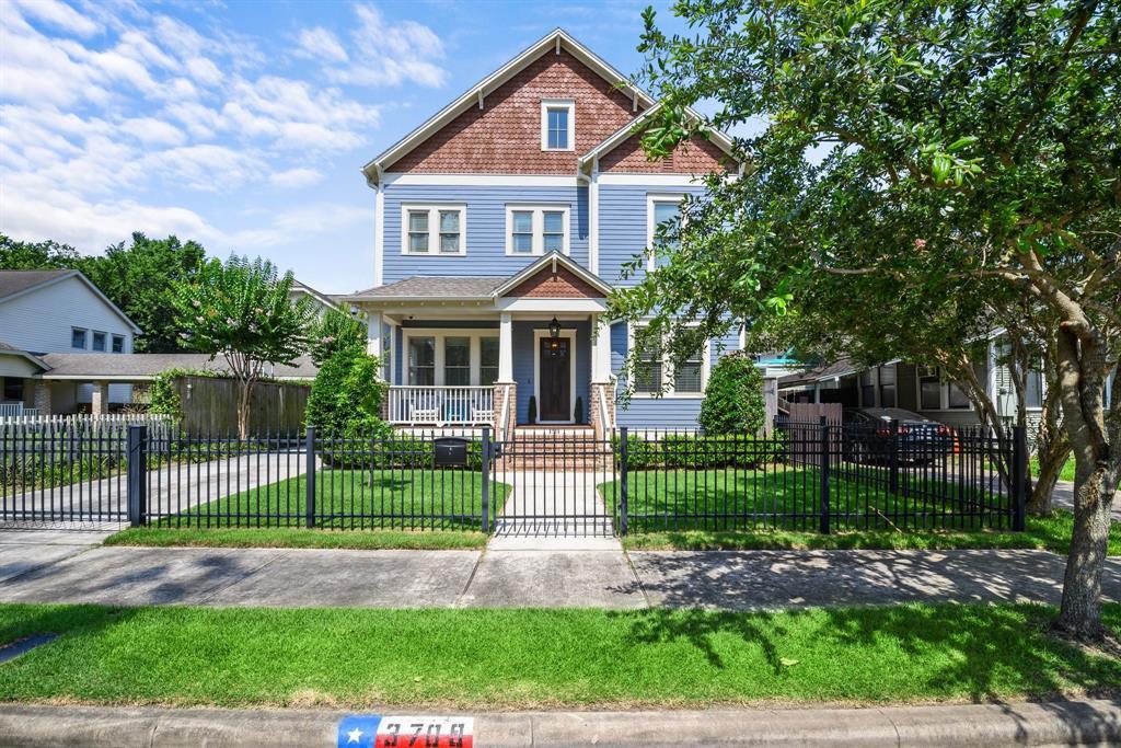 3709 Bradley Street, Houston, TX 77009