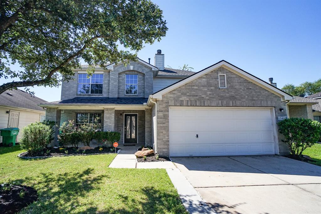 15407 Blue Morning Drive, Houston, TX 77086