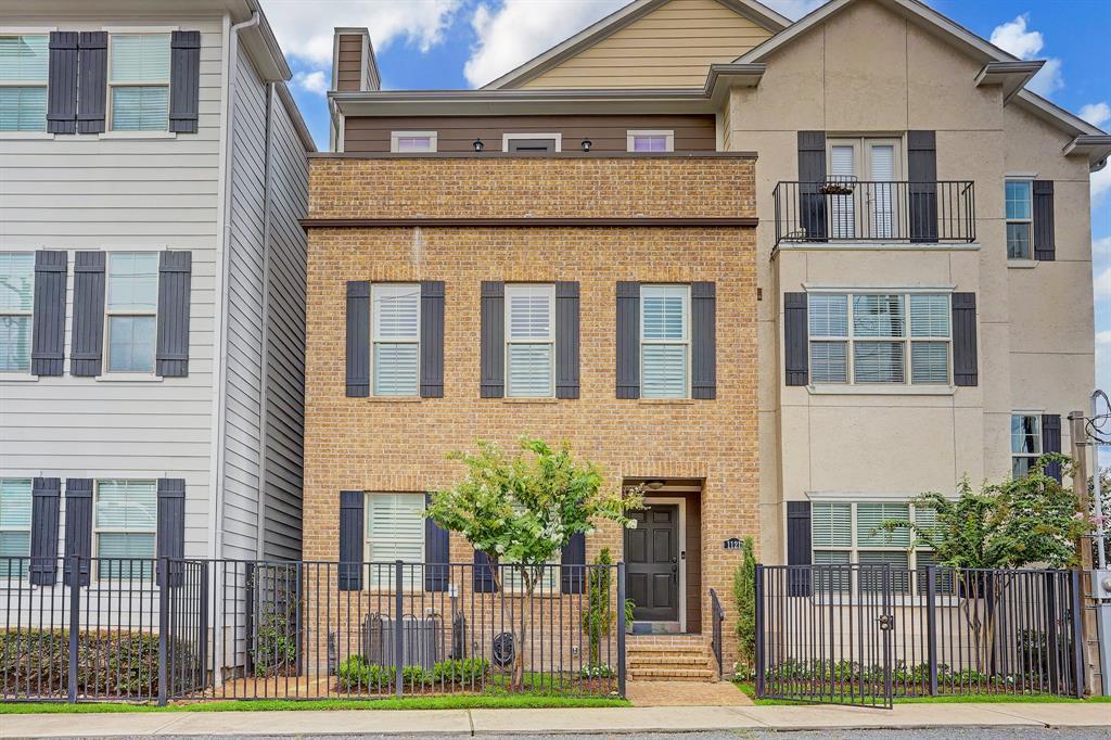 1121 3 Bonner Street, Houston, Texas 77007, 3 Bedrooms Bedrooms, 7 Rooms Rooms,3 BathroomsBathrooms,Townhouse/condo,For Sale,Bonner,14631559
