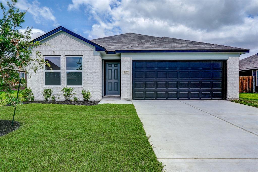 2623 Ridgeback Drive, Rosenberg, TX 77471