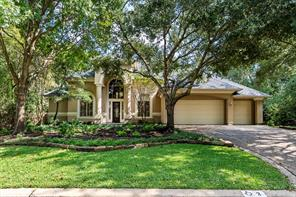 2 Noble Bend Place, The Woodlands, TX 77382