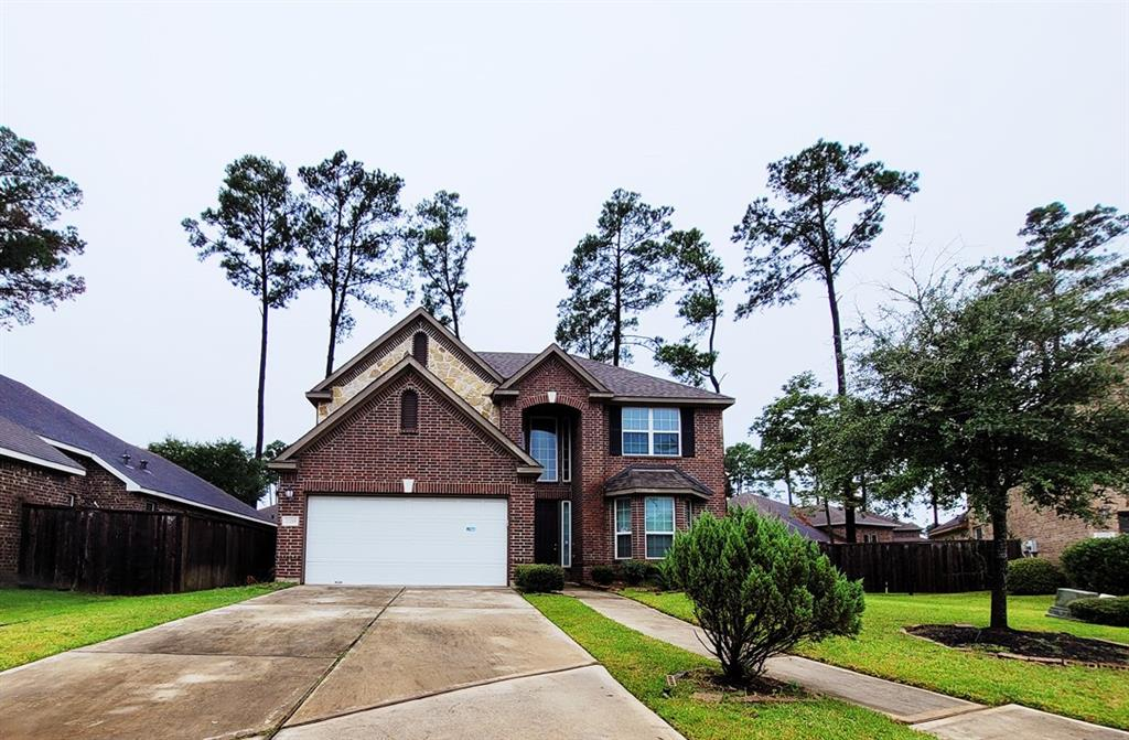 Nice and clean 2 Story house ready for move-in. Open floor plan with high ceiling. Lots of natural lights. Close to I-45 and Road 2920. Schedule your showing today.