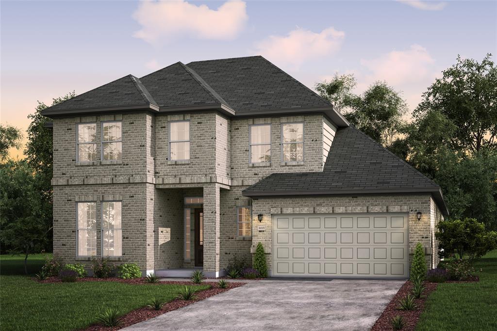2718 Silver Falls Lane, Rosharon, TX 77583