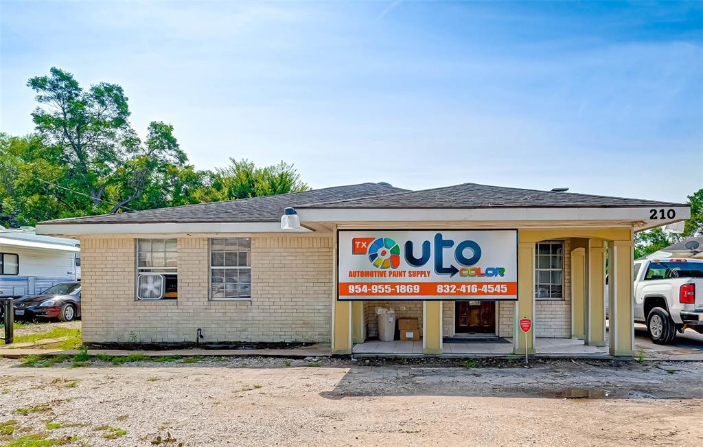 210 E Helms Road, Houston, TX 77037