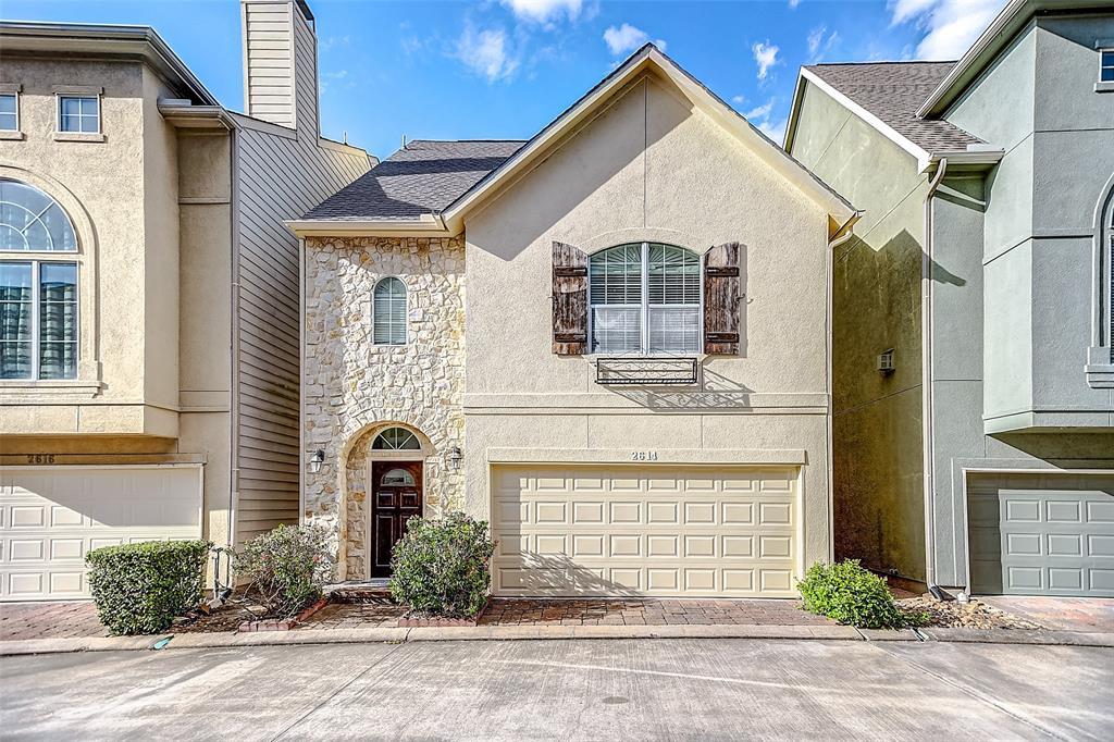 2614 Edgefield Lakes Drive, Houston, TX 77054
