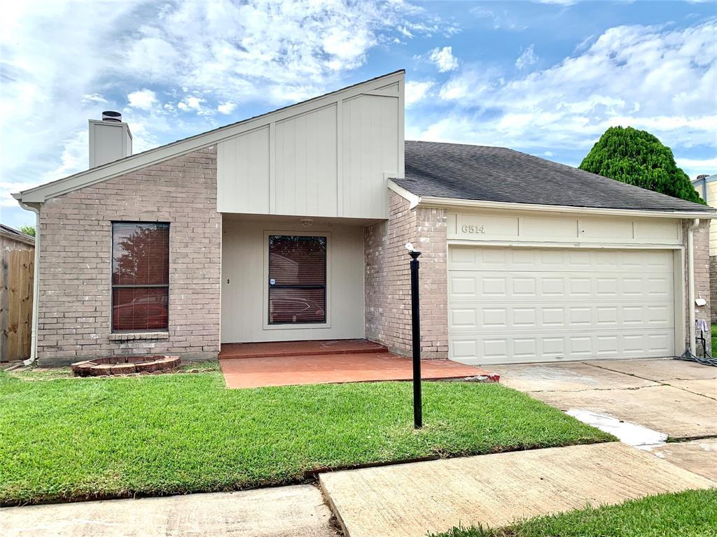 6514 Gladewell Drive, Houston, TX 77072