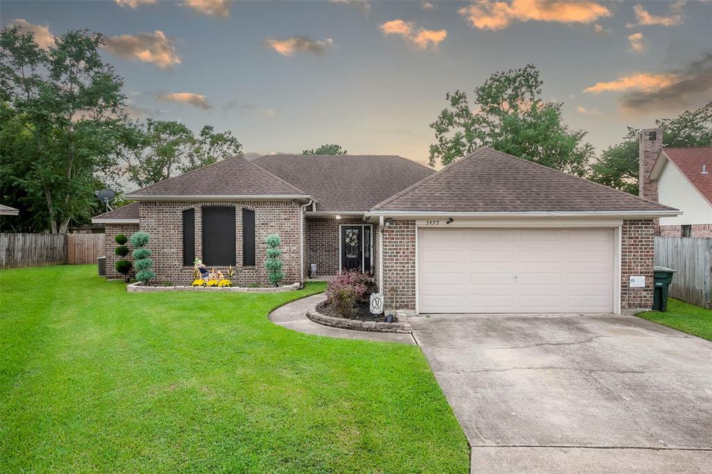5495 Greenbriar Lane, Beaumont, TX 77706