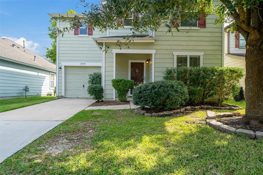 12038 Audubon Hill Court, Houston, TX 77038