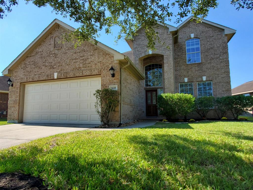 Wonderful opportunity to lease a 4 bedroom home in The Falls of Imperial Oaks. This home features 4 bedrooms and 2 and a half baths in immaculate condition! Flowing floor plan and large living area. Game room up with 3 secondary bedrooms. Master retreat on the 1st floor. Recent paint, new carpet, and wood flooring throughout downstairs. You'll love the Lifestyle of this community- nature trails, tennis, lakes, sidewalks, playgrounds, dog parks, and two community pools! Location offers easy commute to TX99, The Woodlands, downtown, and all the shopping, eating and entertainment venues you'll ever want! Come out and take a look. You won't regret it! Move-in ready.