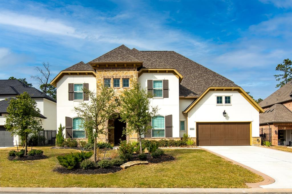 79 N Curly Willow Circle, Tomball, TX 77375