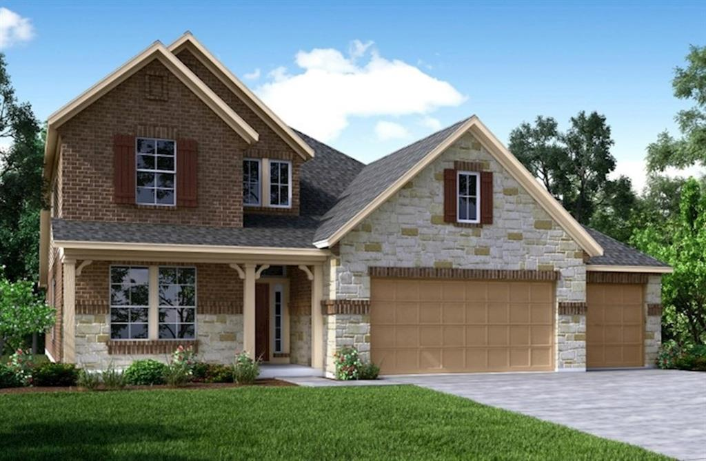 4831 Evergreen Hills Drive, Baytown, TX 77521