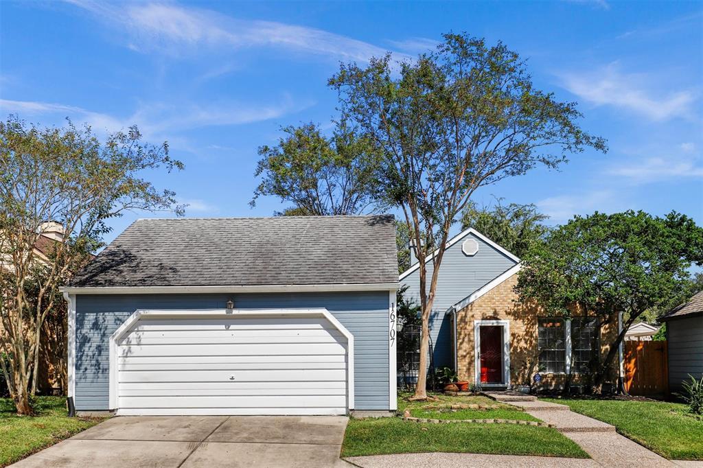 16707 Doverwood Way, Houston, TX 77058