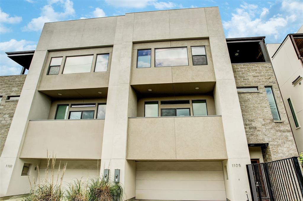 1105 3 Bonner Street, Houston, Texas 77007, 3 Bedrooms Bedrooms, 7 Rooms Rooms,3 BathroomsBathrooms,Townhouse/condo,For Sale,Bonner,24737398