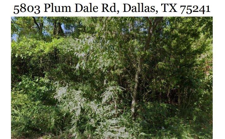 5803 Plum Dale Road, Dallas, TX 75241