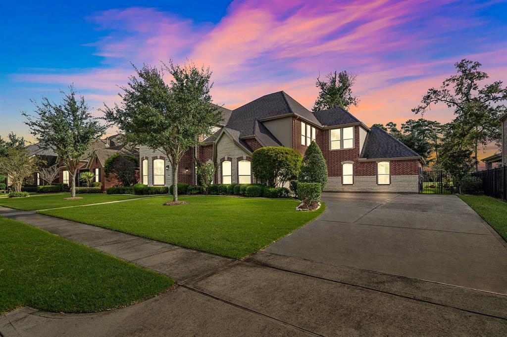 14010 Windwood Falls Lane, Humble, TX 77396