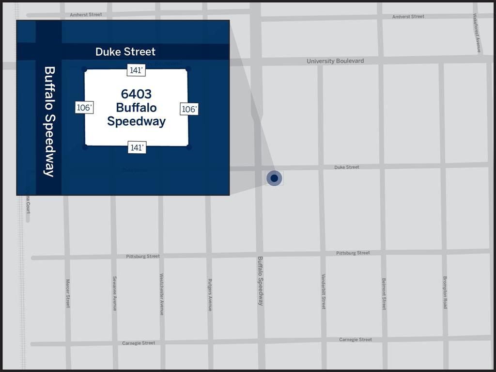 6403 Buffalo Speedway, West University Place, TX 77005