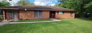 1812 14th Street, Galena Park, TX 77547