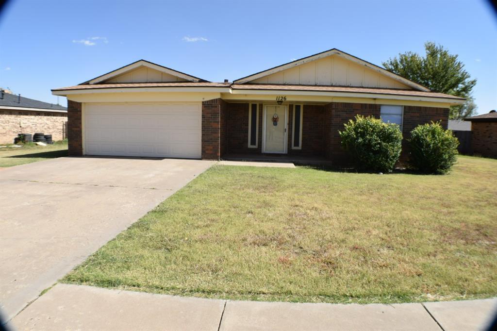 1126 Etta Avenue, Friona, TX 79035