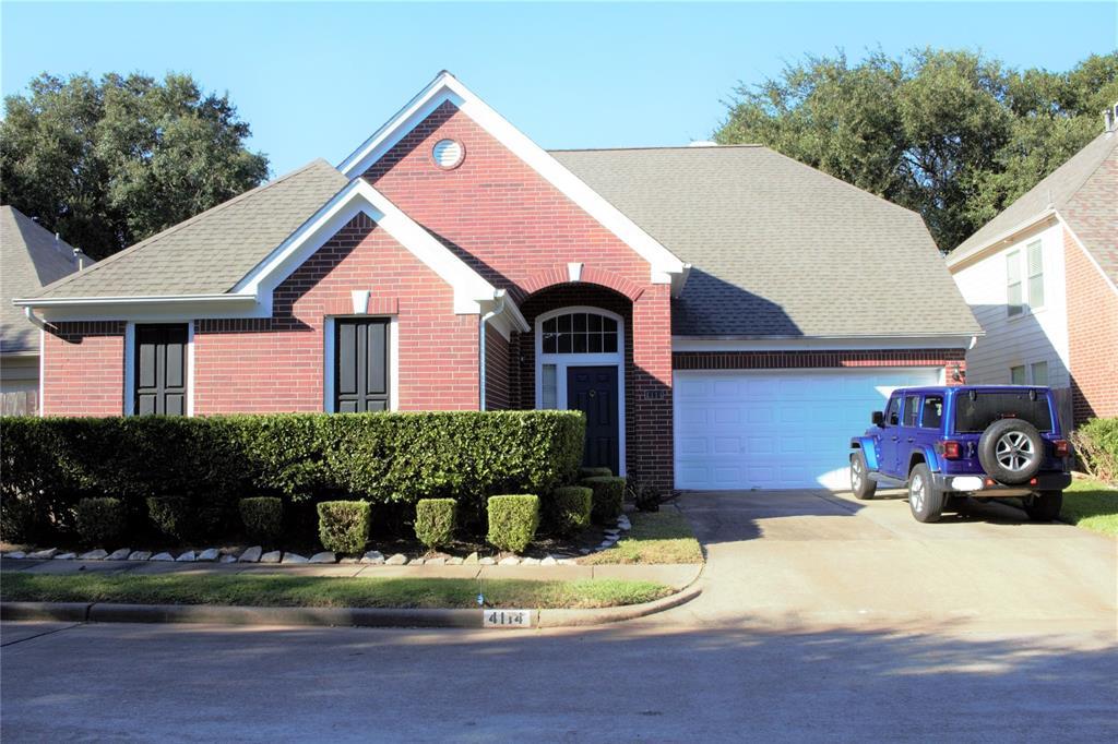 4114 Creek Ridge Lane, Missouri City, TX 77459