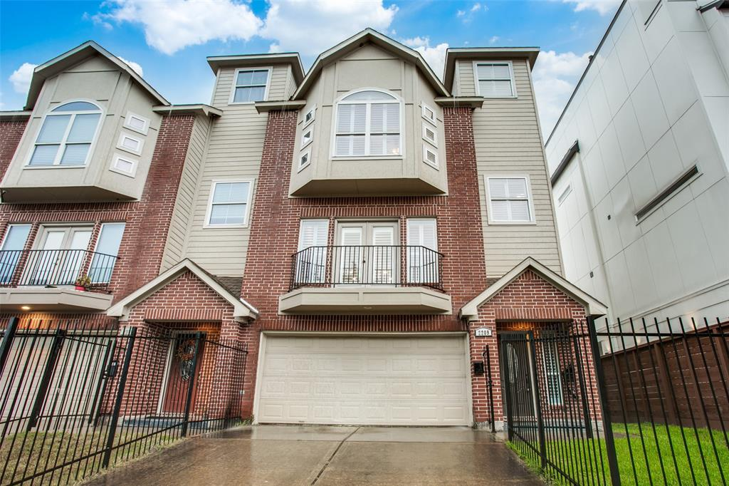 2209 3 Francis Street, Houston, Texas 77004, 3 Bedrooms Bedrooms, 13 Rooms Rooms,3 BathroomsBathrooms,Townhouse/condo,For Sale,Francis,8007686
