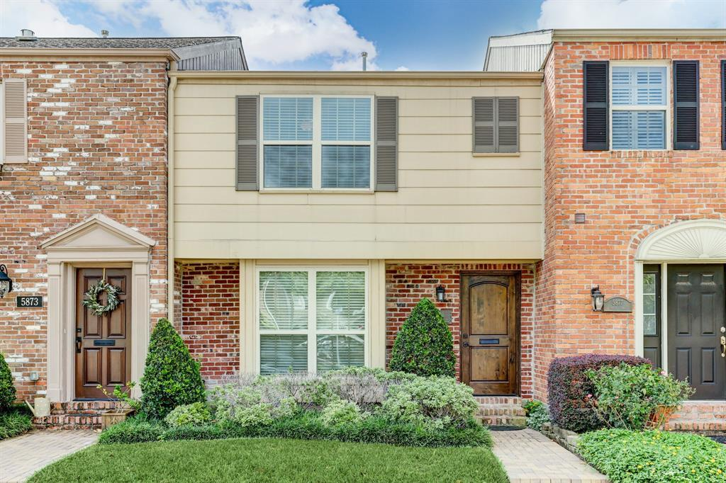 5875 2 Valley Forge Drive, Houston, Texas 77057, 2 Bedrooms Bedrooms, 6 Rooms Rooms,2 BathroomsBathrooms,Townhouse/condo,For Sale,Valley Forge,28876089