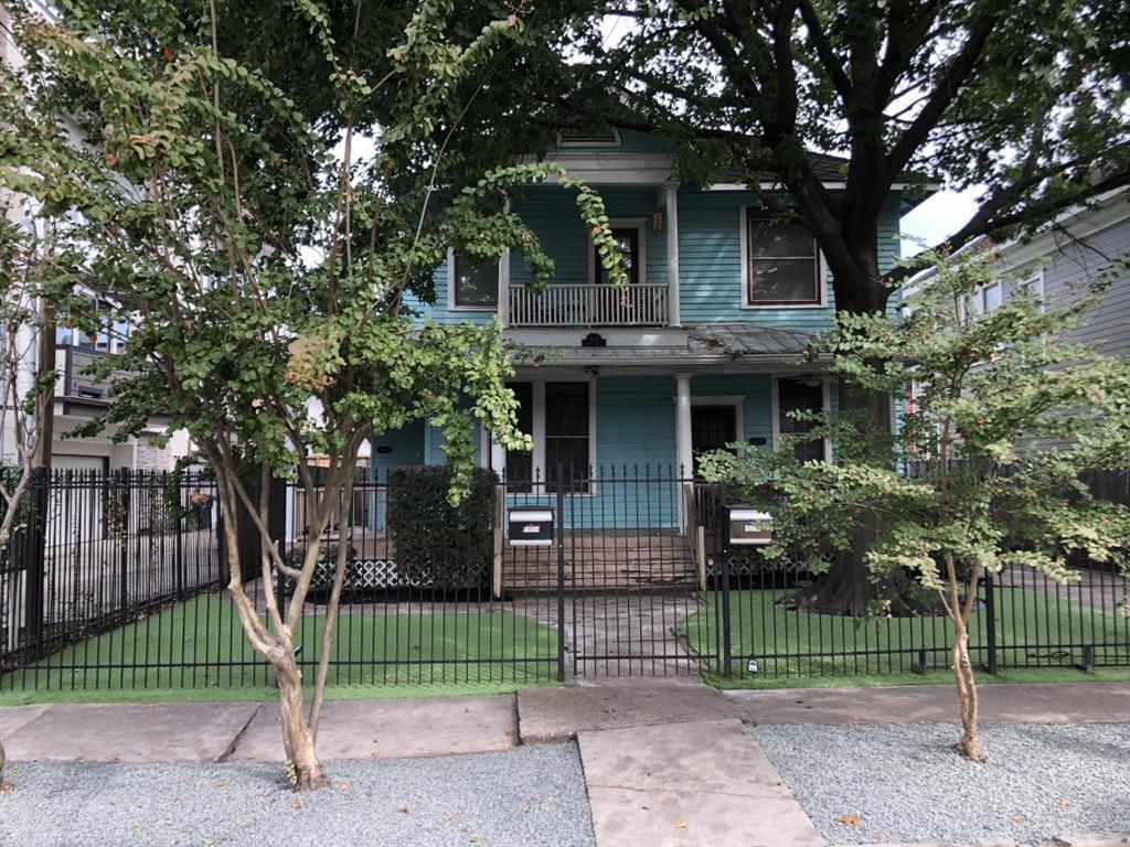 606 W Drew Street, Houston, TX 77006