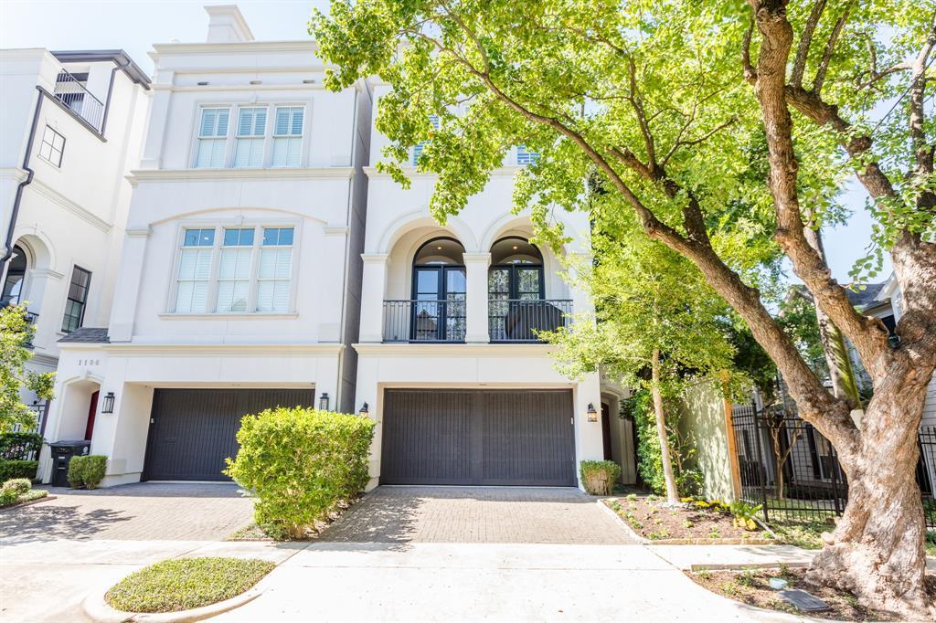 1102 4 Joe Annie Street, Houston, Texas 77019, 3 Bedrooms Bedrooms, 6 Rooms Rooms,3 BathroomsBathrooms,Townhouse/condo,For Sale,Joe Annie,58373841