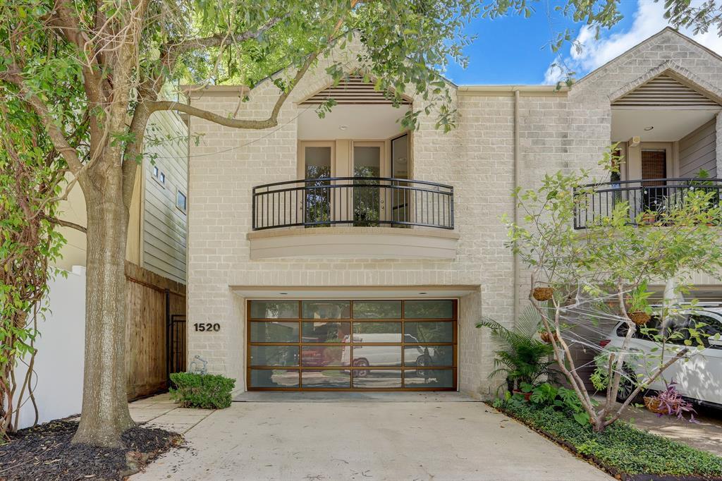 1520 2 Driscoll Street, Houston, Texas 77019, 3 Bedrooms Bedrooms, 6 Rooms Rooms,3 BathroomsBathrooms,Townhouse/condo,For Sale,Driscoll,95492983