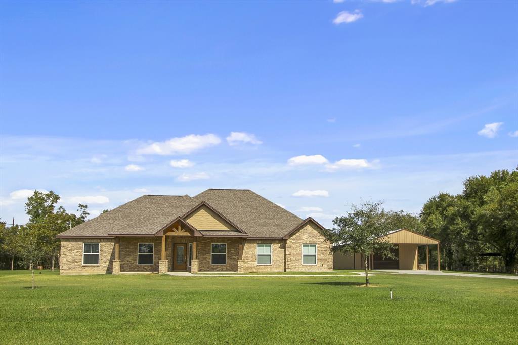 11208 Shirley Lane, Santa Fe, TX 77510