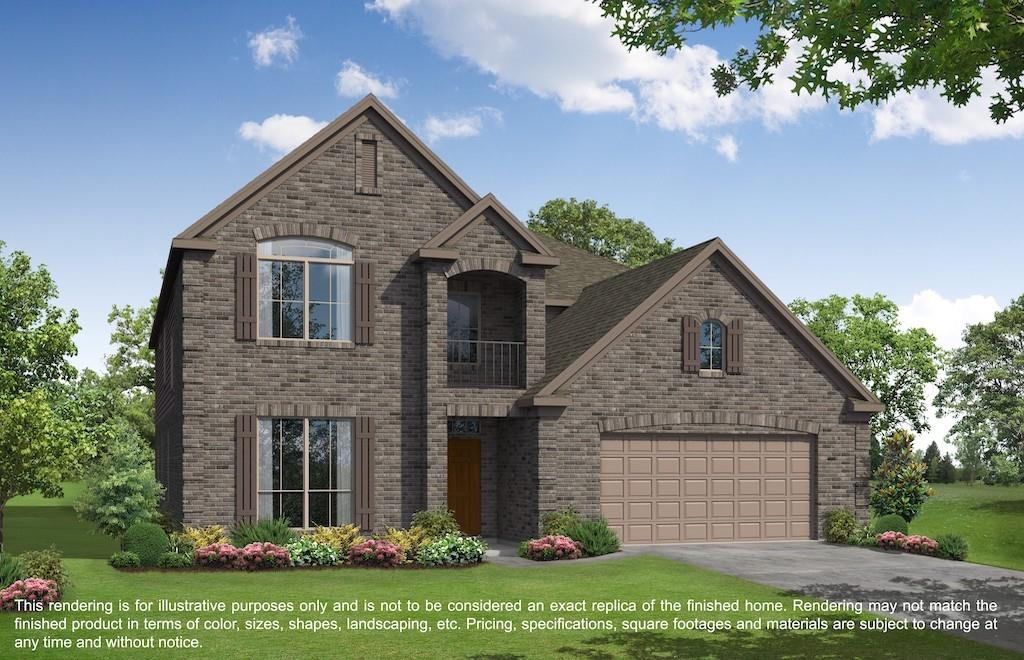 2802 Knotty Forest Drive, Spring, TX 77373