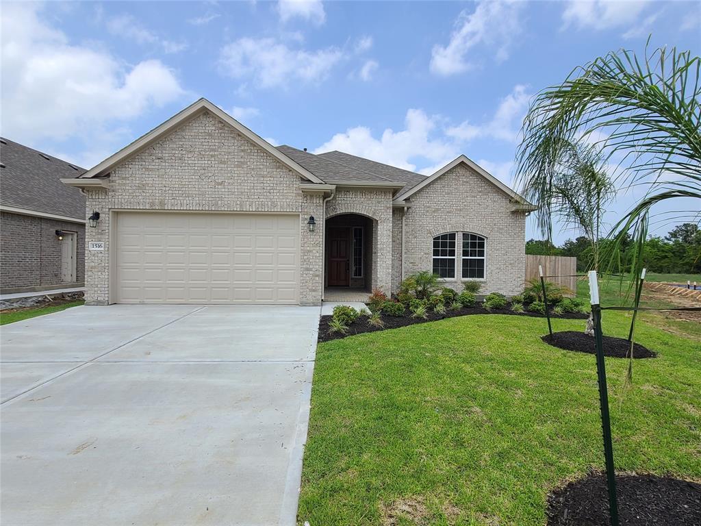 1516 Lake Mija Circle, Seabrook, TX 77586