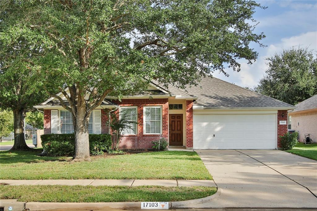 17103 Fairway Glen Court, Sugar Land, TX 77498