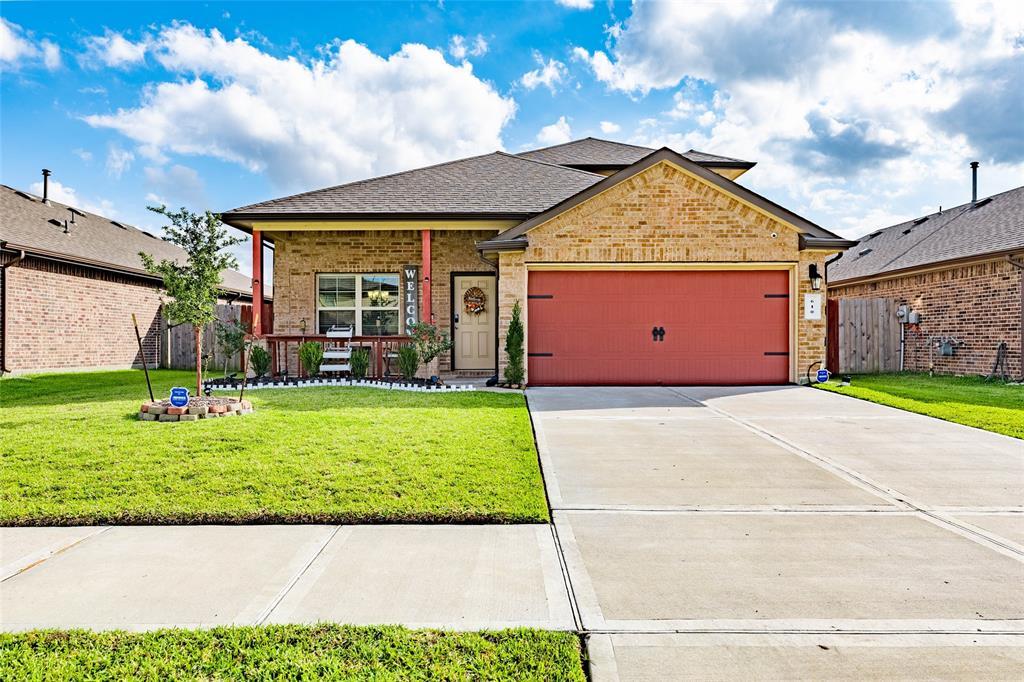 610 Abloom Court, Rosharon, TX 77583