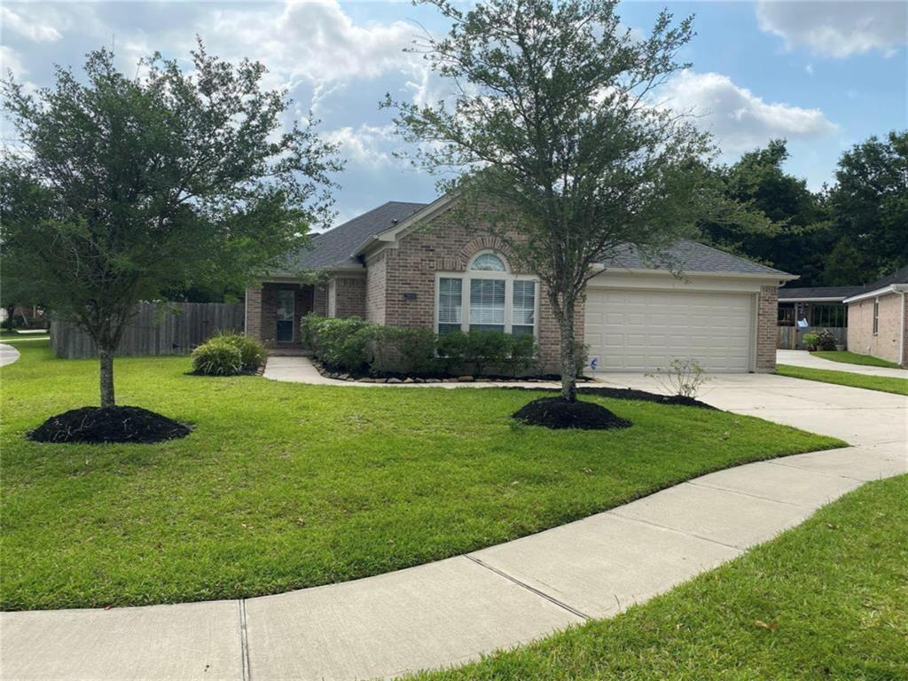 Great 1 Story Home located in Spring Trails. 4 bedrooms 2 fulll baths with an extra room that could be an office, workout room or playroom. There is numerous biking and walking trails with lots of activities for everyone.
