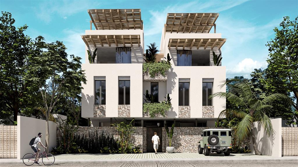 16 Sur Street, Tulum Quintana Roo,  77760