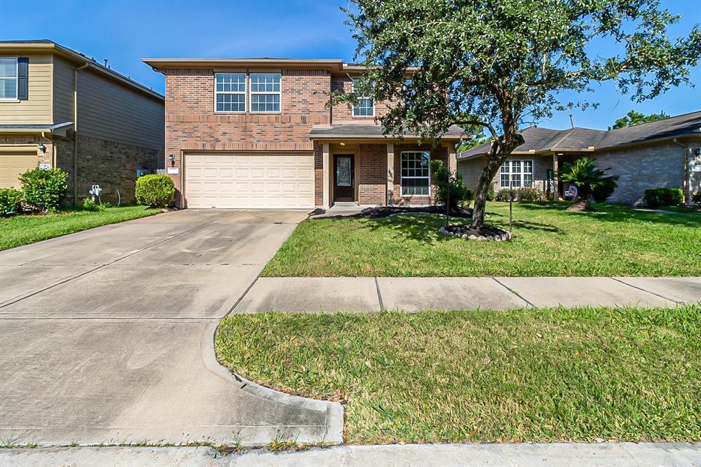 4726 Brazos Point Lane, Fresno, TX 77545