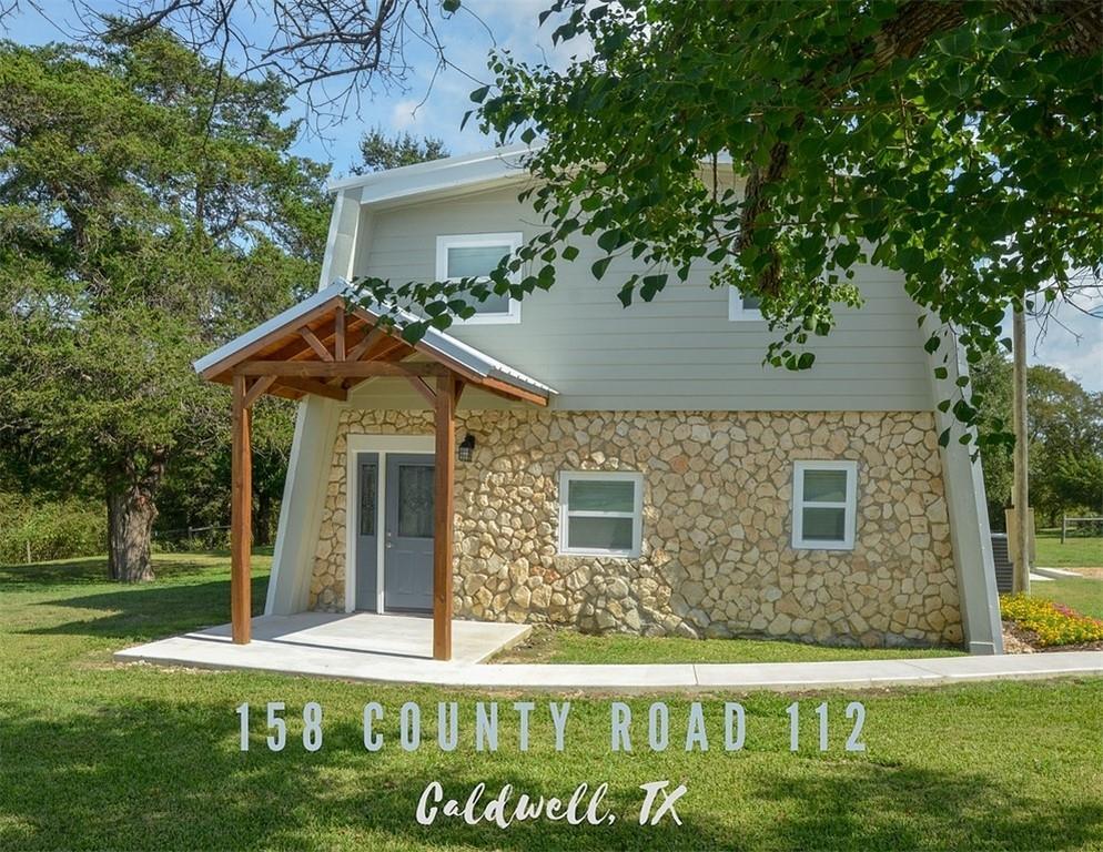 158 County Road 112, Caldwell, TX 77836