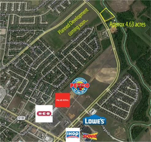 000 Pearland Parkway, Pearland, TX 77581