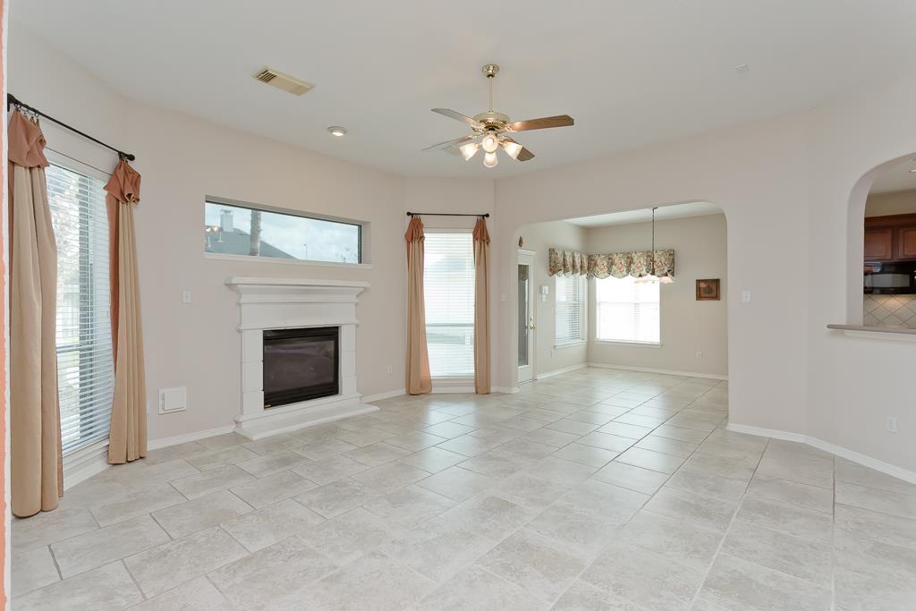 Light Tile Floor